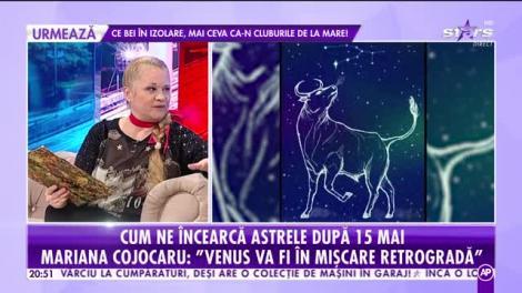 Horoscopul lunii mai, cu astrologul Mariana Cojocaru. Luna plină în Scorpion aduce schimbări majore pentru o zodie