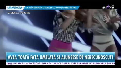 Xonia a dispărut din showbiz după ce a ajuns de nerecunoscut! Cum a ajuns să arate vedeta |Video