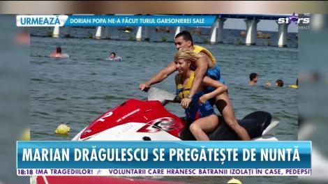 A treia oară e cu noroc!? Marian Drăgulescu are planuri de căsătorie cu noua iubită! Cum arată frumoasa Simona! | VIDEO