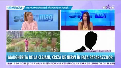Margherita de la Clejani, reacții necontrolate cu paparazzii. I-a înjurat si agresat!