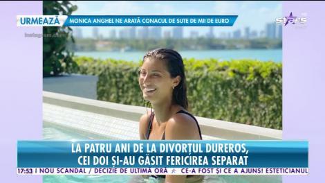Catrinel Menghia, declarații despre căsnicia eșuată, cu fotbalistul italian Massimo Brambati! |Video