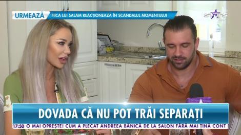 Bianca Drăguşanu şi Alex Bodi s-au împăcat