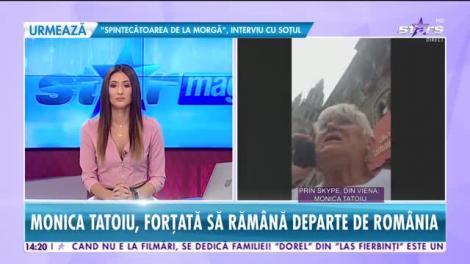"""Monica Tatoiu, acuzații și declarații halucinante: """"Legile din România sunt pentru un popor bou""""  VIDEO"""