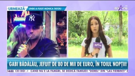 Casa milionarului Gabi Bădălău a fost prădată de hoţi! E a doua oară când e jefuit în acest fel