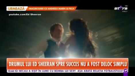 Ed Sheeran, povestea de viaţă