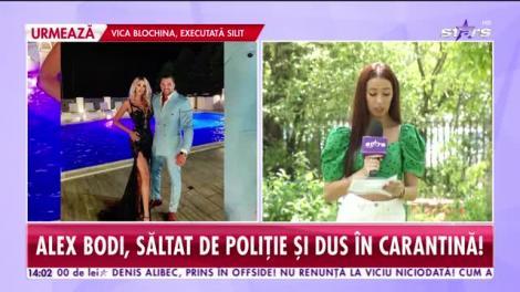 Alex Bodi a fost săltat de Poliţie, în miezul nopţii Detalii șocante despre iubitul Biancăi Drăgușanu