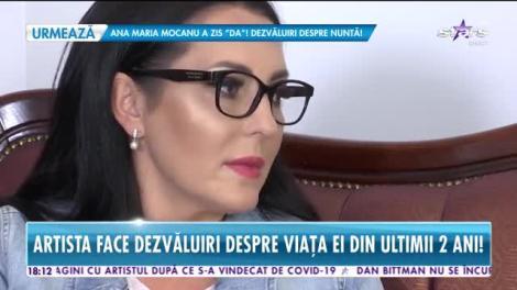 Angela Rusu, apariție senzațională după ce a slăbit 30 de kilograme