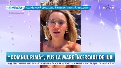 Ioana Chișu a primit un inel de la misteriosul bărbat din viața ei