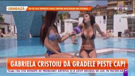Gabriela Cristoiu, siluetă de invidiat. La ce alimente a renunțat ca să fie slabă
