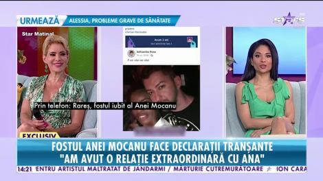 Fostul iubit al Anei Mocanu, declarații tranșante: Nu mai sunt șanse de împăcare