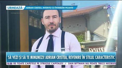 Adrian Cristea, surprins cu o blondă! Cum arată tânăra care l-a făcut pe fotbalist să fie tot un zâmbet | Video