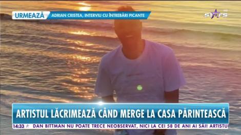 Cristi Pulhac si sotia, relaxare pe plajele de fite de  pe litoral