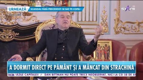 Gigi Becali, drumeţie de milioane de euro pe Muntele Athos! Cum arată pelerinajul omului de afaceri! | Video