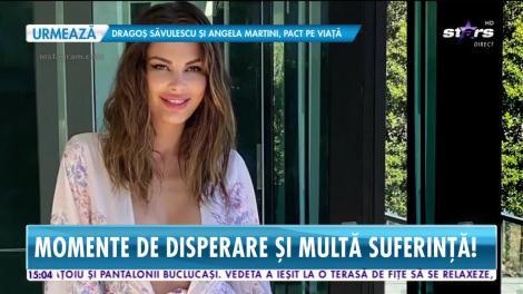 Trecutul secret al soției lui Dragoș Săvulescu! Au încercat să o răpească de pe stradă!
