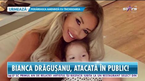 Bianca Drăguşanu, atacată în public! Alex Bodi a intervenit şi a dat de pământ cu agresoarea!