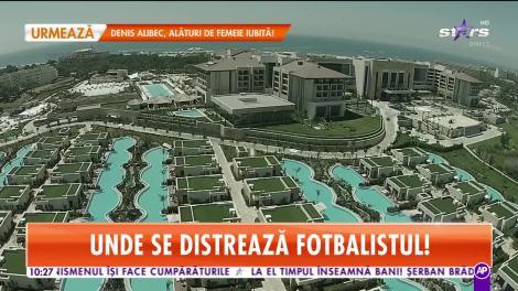 Andrei Ionuț Radu, vacanță de vis în Antalya! A cheltuit peste 20.000 de euro!
