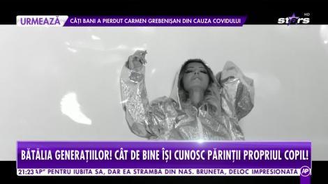 Daniela Gyorfi cântă melodia Să uiți că te-am iubit, la Cool Summer Nights