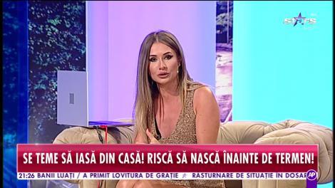 Fosta ispită Nicoleta Dragne are interzis să se ridice din pat!