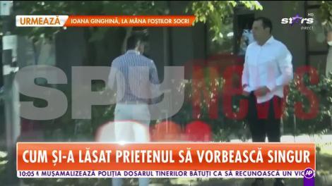 Ionel Dănciulescu, agitat peste măsură după ce a fost demis de la Dinamo