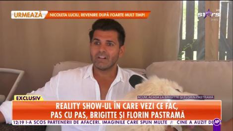 Brigitte şi Pastramă, noul reality show de la Antena Stars