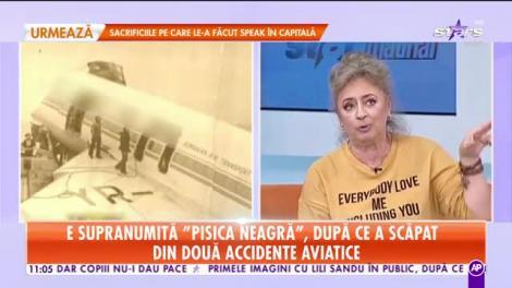 Povestea româncei care a păcălit moartea în două accidente aviatice! Mărturii terifiante