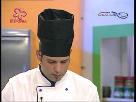 Euforia Cuisine / Creveti jumbo cu sos de cognac