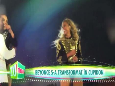 Moment emoționant în timpul unui concert! Doi dansatori de-ai lui Beyonce s-au logodit pe scenă