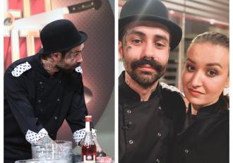 """Schimbare de look pentru Kani de la Chefi la Cuțite. Concurentul căruia îi """"leșinase frizerul"""" și-a surprins fanii cu tunsoarea sa"""