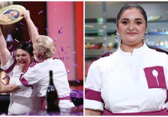 Ce face Narcisa Birjaru la 4 luni după ce a câștigat Chefi la cuțite. Imaginea cu soțul ei, la care fanii au reacționat imediat