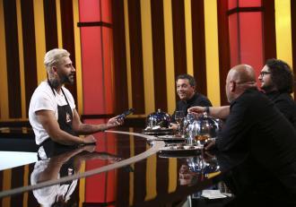 Chefi la cuțite – lider de audiență. Connect-R a venit în emisiune la rugămintea fiicei sale