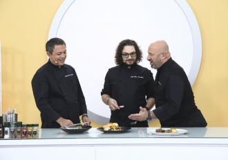 Chefi la cuțite, lider de audiență! Mihai Bendeac și actorul Radu Micu intră în bucătărie în această seară