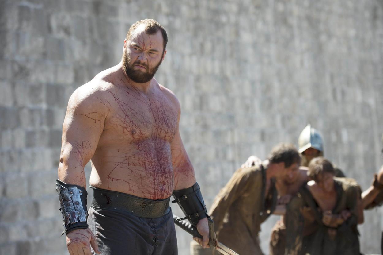 "Hafthor Bjornsson, actorul din ""Game of Thrones"", a slăbit extrem de mult. Cum arată acum"
